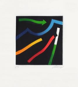 Suite Fluorescente I by Bertrand Dorny
