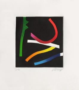 Suite Fluorescente II by Bertrand Dorny