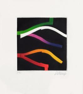 Suite Fluorescente III by Bertrand Dorny