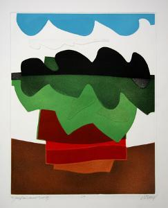 Untitled - 357 by Bertrand Dorny