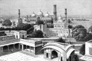 Lahore, Pakistan, 1895 by Bertrand