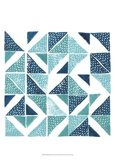 Beryl Block Print IV-Grace Popp-Art Print