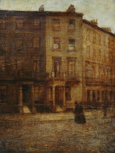 Bessborough Street, Pimlico-Ambrose Mcevoy-Giclee Print