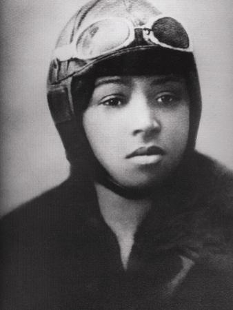 Bessie Coleman (1892-1926), Was an Early African American Pilot
