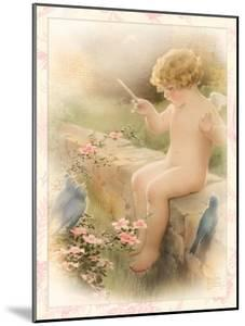 Love's Harmony by Bessie Pease Gutmann