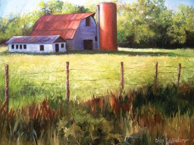 Best Ark Barn-Cheri Wollenberg-Art Print