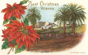 Best Christmas, Old Mission, San Diego, California