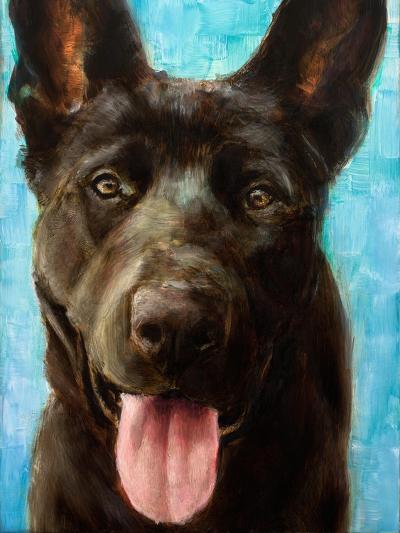 Best Friend II-Walt Johnson-Art Print