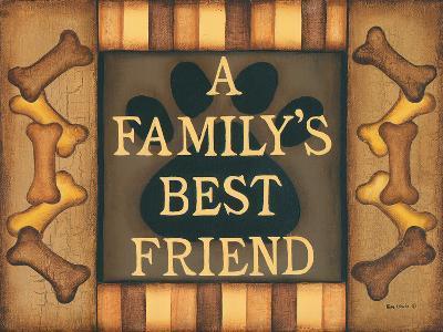 Best Friend-Kim Lewis-Art Print