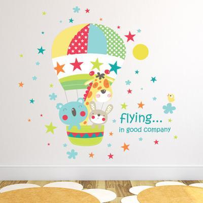 Best Friends Hot Air Balloon