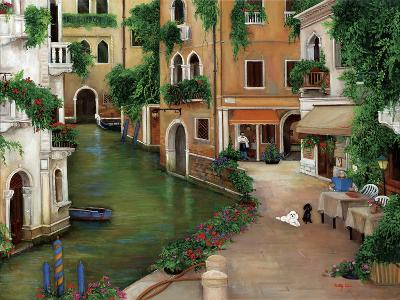 Best Friends in Venice-Betty Lou-Giclee Print