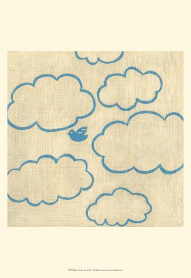 Best Friends - Sky-Chariklia Zarris-Art Print