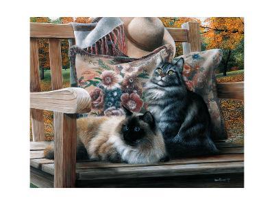 Best Friends-Kevin Daniel-Art Print