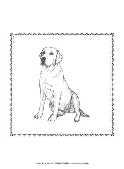 Best in Show XII-Megan Meagher-Art Print