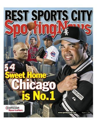 Best Sports City Chicago - August 11, 2006