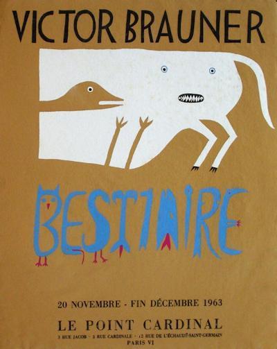Bestiaire-Victor Brauner-Premium Edition