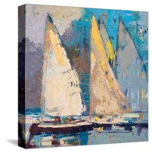Breeze, Sail and Sky by Beth A^ Forst