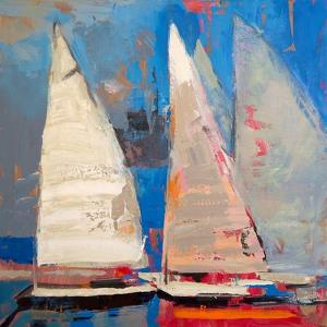 Ghost Sailing by Beth A. Forst