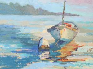 Monhegan Island Taxi by Beth A^ Forst