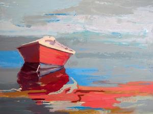Red Boat Rhythm by Beth A. Forst