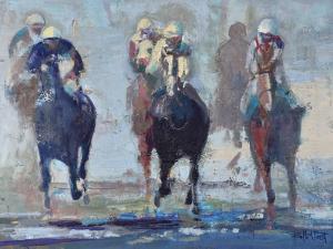 Thunder Run by Beth A. Forst