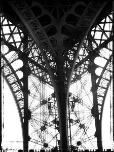 Leg of Eiffel Tower by Beth A. Keiser