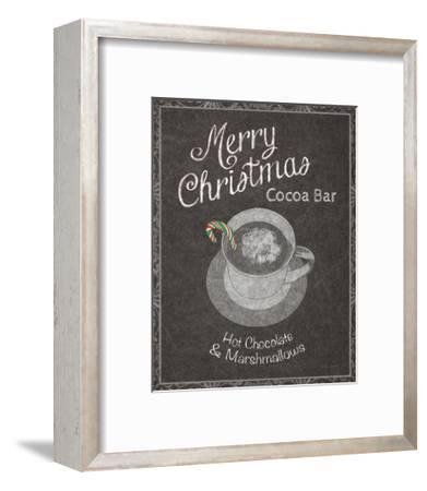 Chalkboard Christmas Signs IV