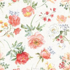 Floral Focus Pattern IA by Beth Grove