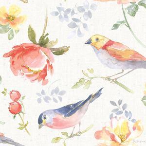 Floral Focus Pattern IIIA by Beth Grove