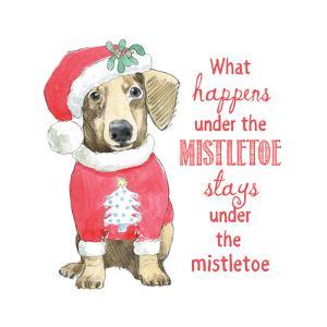 Glamour Pups Christmas III by Beth Grove