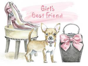Glamour Pups VI by Beth Grove