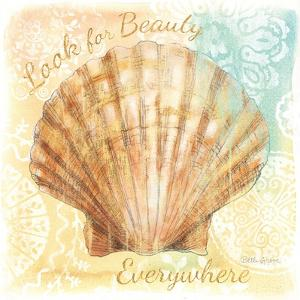 Golden Treasures Inspiration VIII by Beth Grove