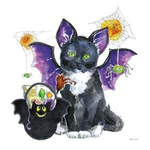 Halloween Pets VI by Beth Grove