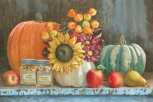 Harvest Bench by Beth Grove