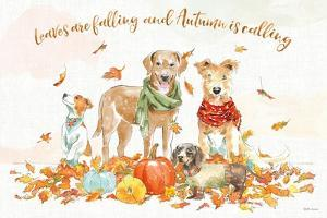 Harvest Dogs I by Beth Grove