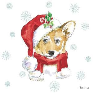 Holiday Paws VIII by Beth Grove