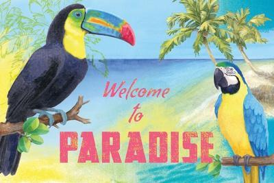 Island Time Toucan