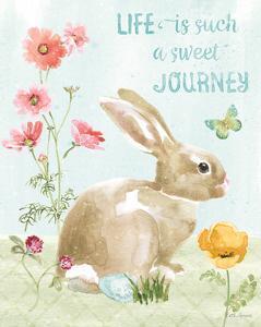 Sweet Bunnies IV by Beth Grove