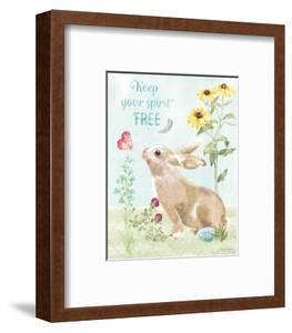 Sweet Bunnies V by Beth Grove