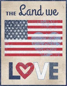 The Land We Love Dark by Beth Grove