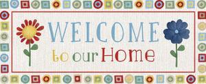 Welcome to our Home by Beth Grove