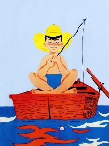 Go Fish - Jack & Jill by Beth Henninger Krush