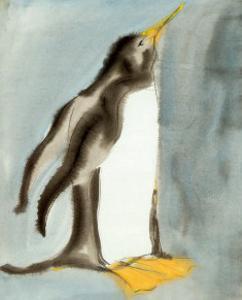 Penguin by Beth Sheffield