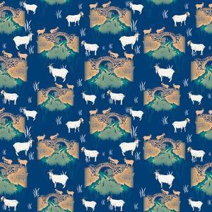 Billy Goat Gruff, 2015 by Beth Travers