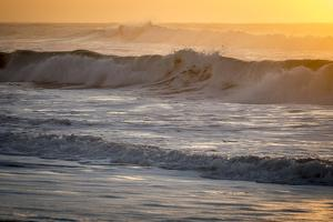 Ocean Sunrise I by Beth Wold