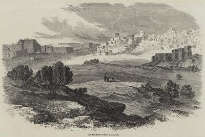 Bethlehem, from Laborde--Giclee Print