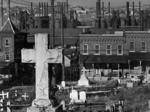 Bethlehem Graveyard and Steel Mill