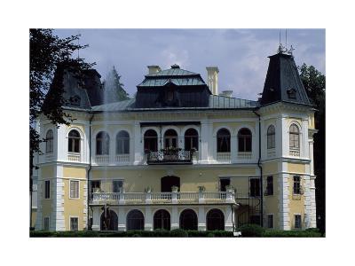 Betliar Manor House, Kosice, Slovakia--Giclee Print