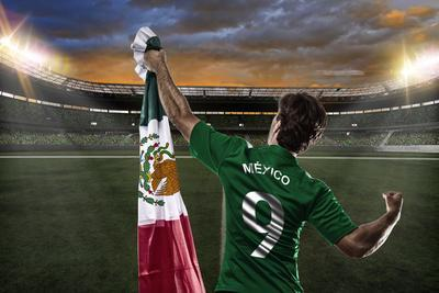 Mexican Soccer Player