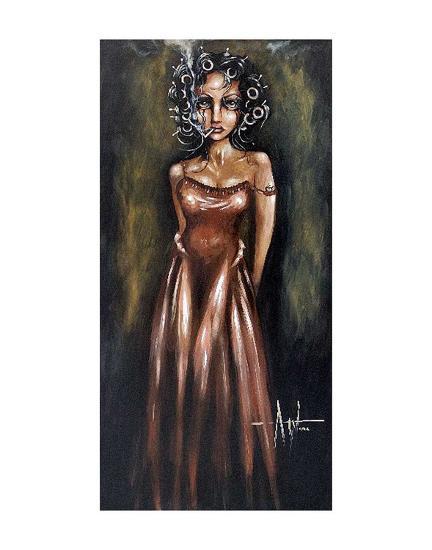 Betrayed-Angelina Wrona-Art Print